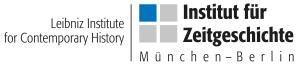 Logo: Leibnitz-Institut Institut für Zeitgeschichte München-Berlin