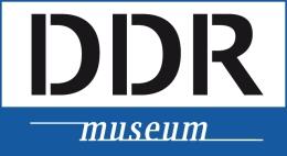 Logo: DDR Museum