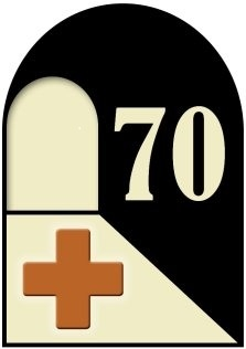 Logo: Hospital in the Rock / Felsenkrankenhaus Atombunker