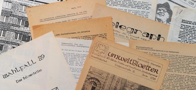 Archiv der DDR Opposition (c) Robert-Havemann-Gesellschaft e.V.