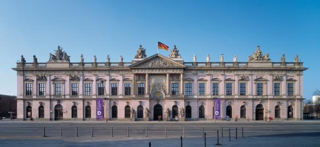 Photo: Aussenansicht Zeughaus (c) Deutsches Historisches Museum (DHM)