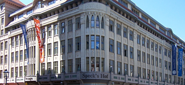 Specks Hof, Leipzig (c) Wikimedia Commons