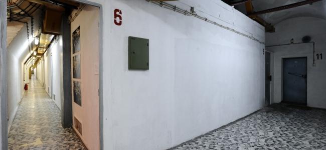 Photo: Bunker ARK Object D-0, (c) Biennal of Contemporary Art Association