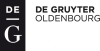 Logo: DeGruyter Oldenburg Verlag