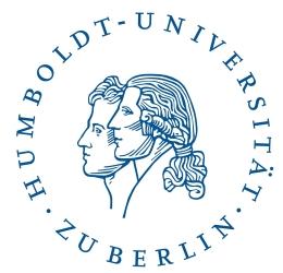 Logo: Humboldt Universität Siegel