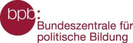 Logo: Bundeszentrale für Politische Bilidung (bpb)