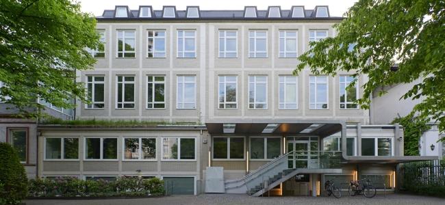 Photo: Aussenansicht (c) Hamburger Institut für Sozialforschung (HIS) / C.F. Binne