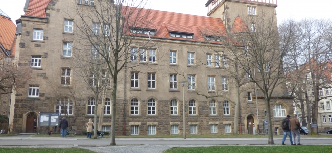 Photo: Aussenansicht (c) Hannah-Arendt-Institut für Totalitarismusforschung e.V. (TU Dresden)